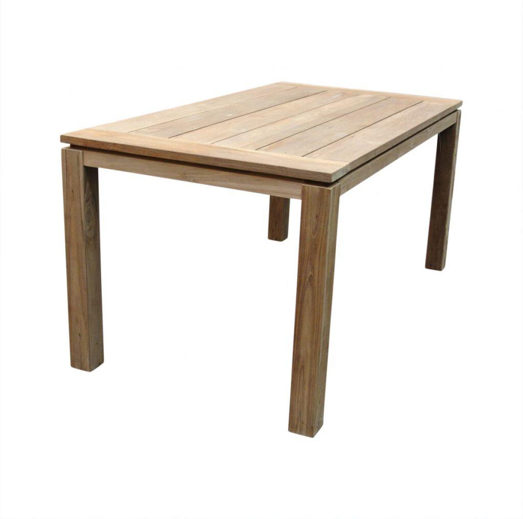 goedkope tuintafel hout